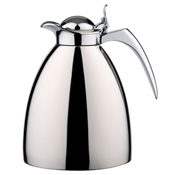 Service Ideas 1 Liter Hotel Design Thermal Server - Coffee Carafes and Servers