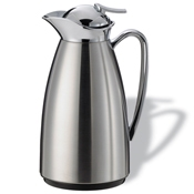 Service Ideas 1L Classy Vacuum Carafe - Coffee Carafes and Servers