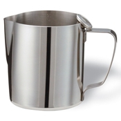 Service Ideas 20 oz Frothing Pitcher - Coffee Carafes and Servers