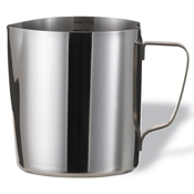 Service Ideas 32 oz Frothing Pitcher - Coffee Carafes and Servers