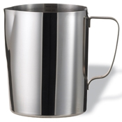 Service Ideas 50 oz Frothing Pitcher - Coffee Carafes and Servers