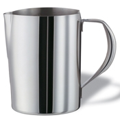 Service Ideas 64 oz Frothing Pitcher - Coffee Carafes and Servers