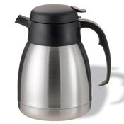 Service Ideas 1.2L Steelvac Server - Coffee Carafes and Servers