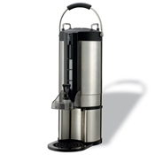 Service Ideas 2 Gallon Thermal Container - Coffee Carafes and Servers