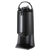 Service Ideas Gravity Feed 2.5L Brew Thru with Stand - Coffee Carafes and Servers