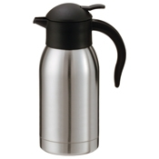 Service Ideas 1L SJ Steelvac Carafe - Coffee Carafes and Servers