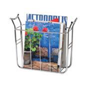 Spectrum 59770CAT Euro Magazine Basket - Literature Displays