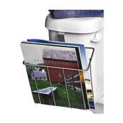 Spectrum 6600CAT Over Tank Magazine Rack - Literature Displays