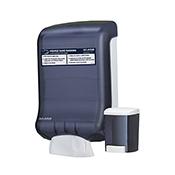 San Jamar T1730TBK Hand Washing Station Value Pack - San Jamar