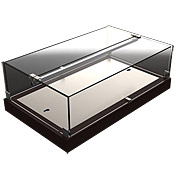 Equipex TE58C Countertop Display Case