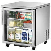 True TUC-27G Undercounter Refrigerator - Undercounter Refrigerators