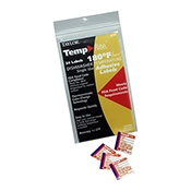 Taylor 8750 180 Degrees Dishwashing Temp Adhesive Labels - Specialty Thermometers