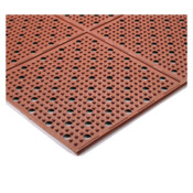 Notrax Red, Grease Resistant Multi Trac Matting