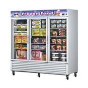 Freezers - Glass Door Freezers