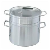 Vollrath 10 Qt Aluminum Double Boiler - Vollrath Cookware