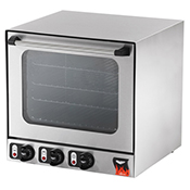 Vollrath 40701 Single Deck Electric Convection Oven - Vollrath