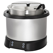 Vollrath 7470110 Mirage 7 Qt. Natural Induction Rethermalizer - Vollrath
