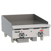 Vulcan RRG24 Griddle - Countertop Gas Commercial Griddles