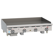 Vulcan RRG48 Griddle - Countertop Gas Commercial Griddles