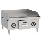 Vulcan RRE24 Griddle - Countertop Gas Commercial Griddles