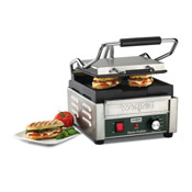 Grooved Plate Panini Grills