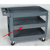 Wesco 270453 Optional Third Shelf - Miscellaneous Parts