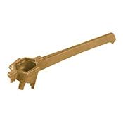 Wesco 272016 Non-Sparking Drum Plug Wrench - Miscellaneous Maintenance