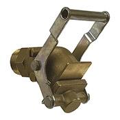 "Wesco 272034 Heavy Duty 2"" Brass Gate Valve - Miscellaneous Maintenance"