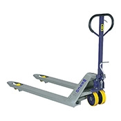 Wesco 272766 Deluxe Foot Pump Model Pallet Truck - Pallet Jacks