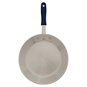 """Winco AFPI-7NH 7"""" Aluminum Induction Ready Fry Pan - Winco"""