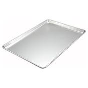 "Winco ALXP-1813H 13"" X 18"" Aluminum Sheet Pan - Winco"