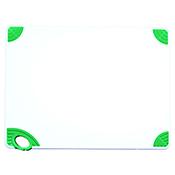 "Winco CBN-1824GR 18""x24""x0.5"" Cutting Board with Green Hook - Winco"