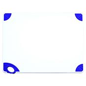 "Winco CBN-1824PP 18""x24""x0.5"" Cutting Board with Purple Hook - Winco"