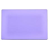 """Winco CBPP-1218 12""""x18""""x0.5"""" Purple Cutting Board - Winco"""