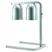 Winco EHL-2C Free-Standing Professional Steel Heat Lamp - Winco
