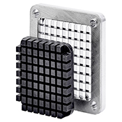 """Winco HCD-375BK 3/8"""" Replacement Blade and Block - Winco"""
