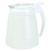 Winco PSUD-32 32 Oz Plastic Syrup Dispenser - Winco