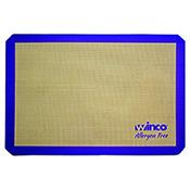 "Winco SBS-21PP 14-7/16"" X 20-1/2"" Purple Silicone Baking Mat - Winco"