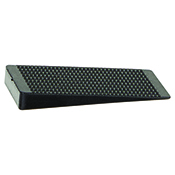 Winco TW-75B Black And Soft Plastic Table Wedge - Winco