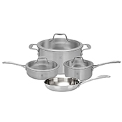 Zwilling 64090-000 7 pc Spirit Pot/Pan Set - Cookware Sets
