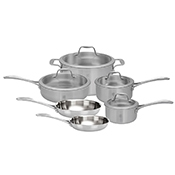 Zwilling 64090-001 10 pc Spirit Pot/Pan Set - Cookware Sets