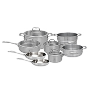 Zwilling 64090-002 12 pc Spirit Pot/Pan Set - Cookware Sets