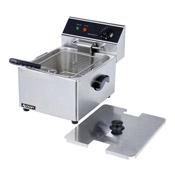Adcraft Single Tank Countertop Fryer