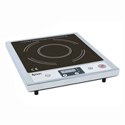 Adcraft IND-A120V Single Countertop Induction Cooker - Countertop Induction Ranges