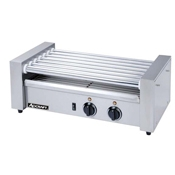 "Adcraft RG-07 Hot Dog Grill Roller-Type 22-1/2"" X 12"" X 8"" - Hot Dog Equipment and Supplies"