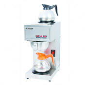 Adcraft Stainless Steel Coffee Brewer