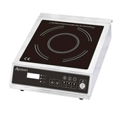 Adcraft IND-E120V Full Size Countertop Digital Induction Cooker - Countertop Induction Ranges