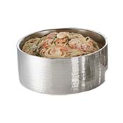 American Metalcraft DWBH10 Hammered Double Wall Bowl - American Metalcraft