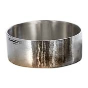 American Metalcraft DWBH14 Hammered Double Wall Bowl - American Metalcraft