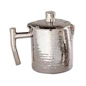 American Metalcraft DWHMCP16 Elite Double Wall Hammered Coffee Pot - Coffee Carafes and Servers